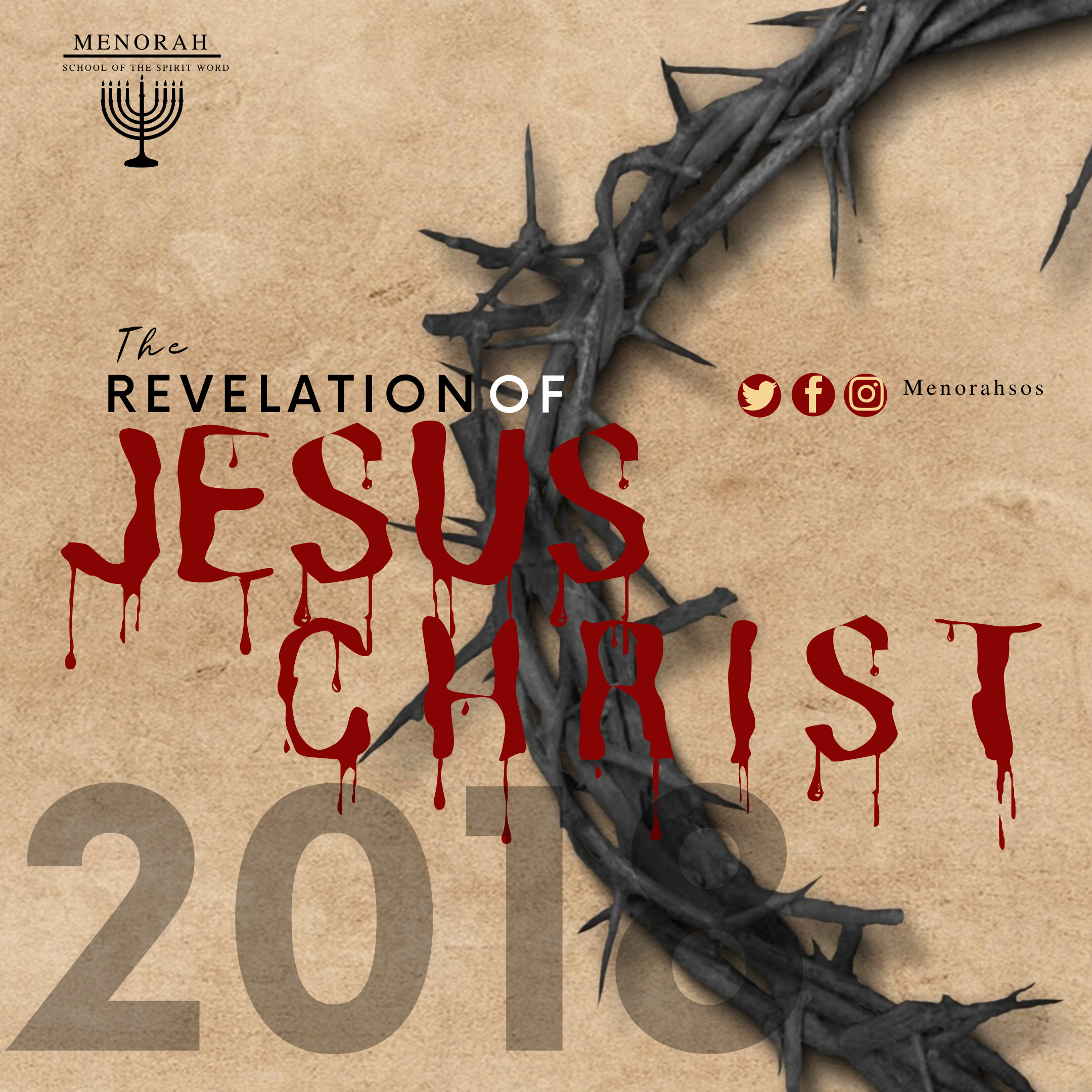 You are currently viewing The Revelation of Jesus Christ (2018)