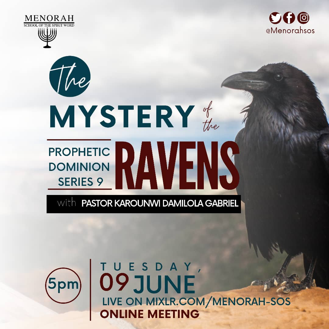You are currently viewing The Mystery of the Ravens
