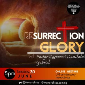 Read more about the article Resurrection Glory