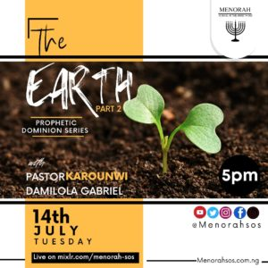 Read more about the article The Earth (Part Two)