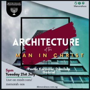 Read more about the article Architecture Of The Man In Christ