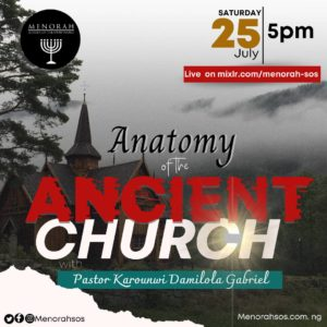 Read more about the article The Anatomy Of The Ancient Church