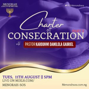 Read more about the article Charter Of Consecration (Part Two)