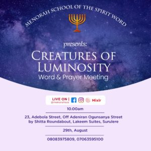 Read more about the article Creatures Of Luminosity