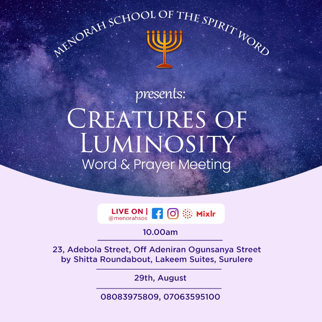You are currently viewing Creatures Of Luminosity