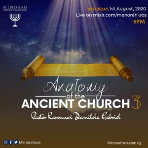 Read more about the article The Anatomy Of The Ancient Church (Part Three)