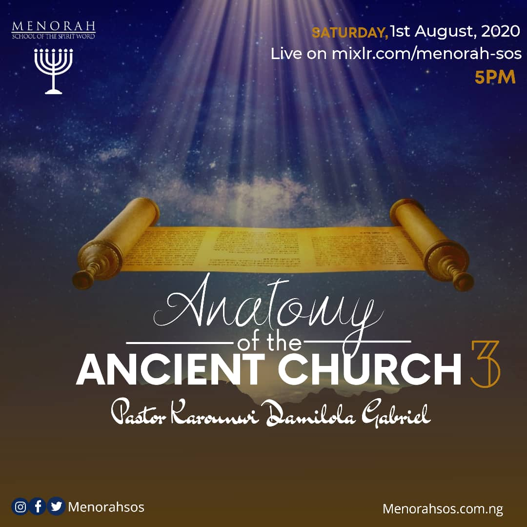 You are currently viewing The Anatomy Of The Ancient Church (Part Three)