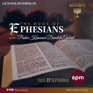 Read more about the article The Book Of Ephesians