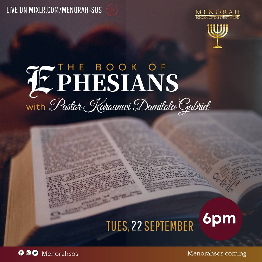 You are currently viewing The Book Of Ephesians