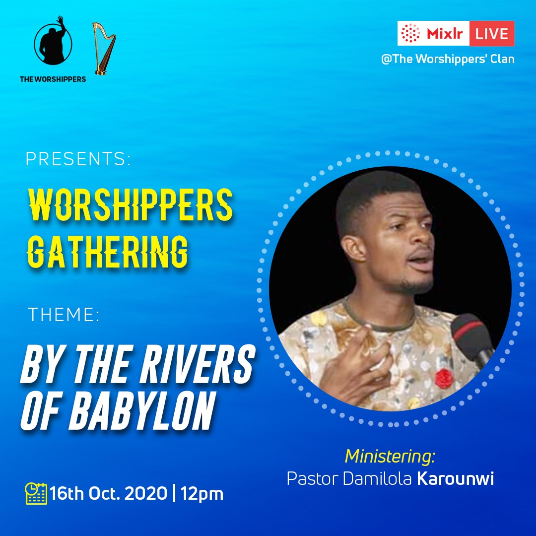 You are currently viewing By The Rivers Of Babylon