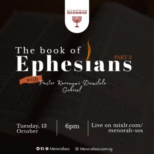 Read more about the article The Book Of Ephesians (Part Three)