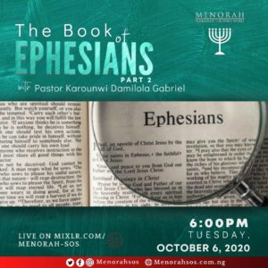 Read more about the article The Book Of Ephesians (Part Two)