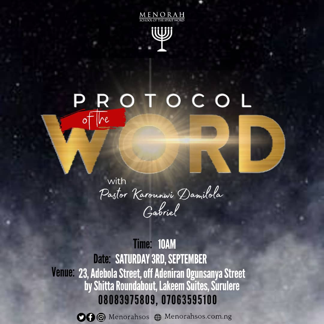 You are currently viewing Protocol Of The Word