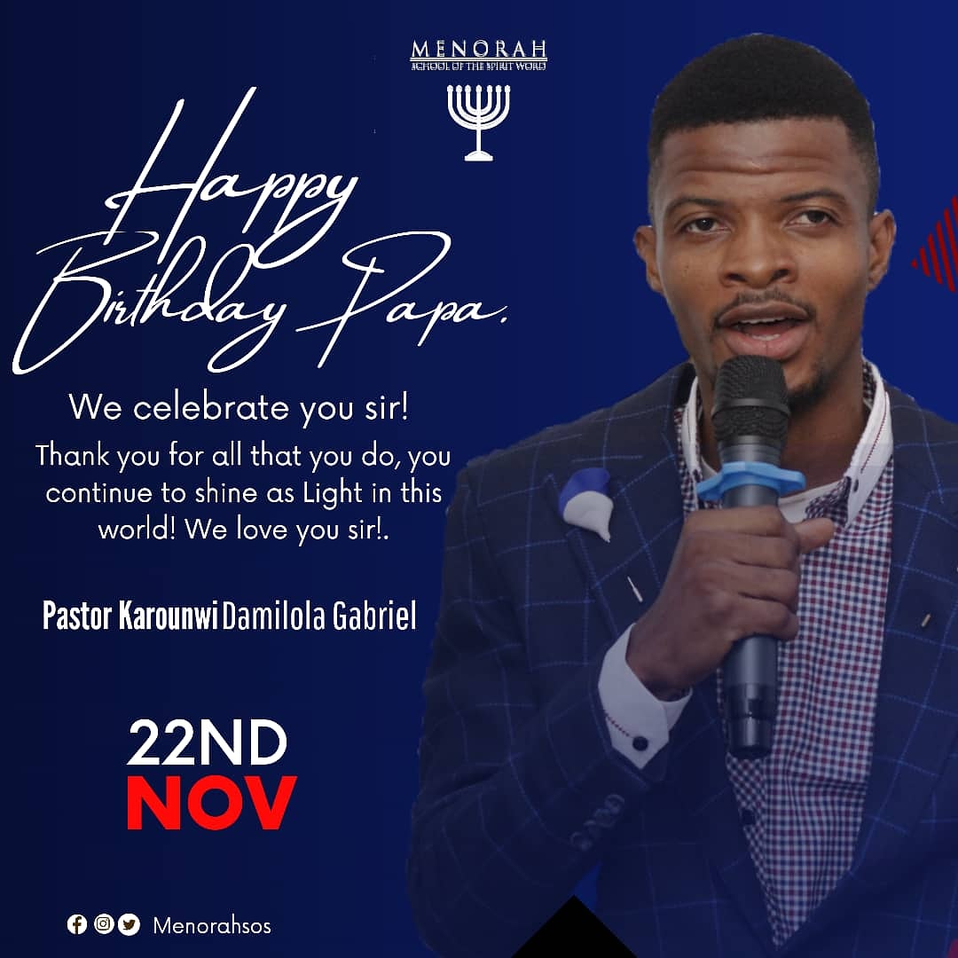You are currently viewing HAPPY BIRTHDAY TO PAPA