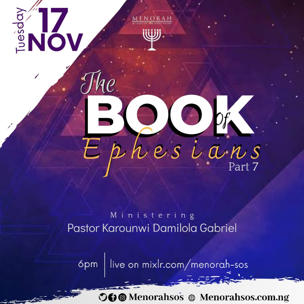 You are currently viewing The Book Of Ephesians (Part 7)