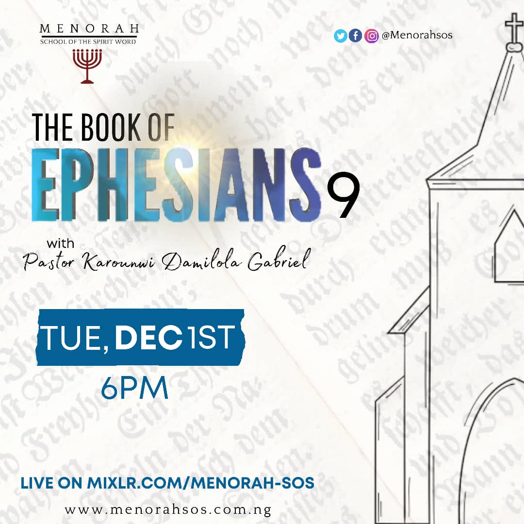 You are currently viewing The Book Of Ephesians (Part 9)