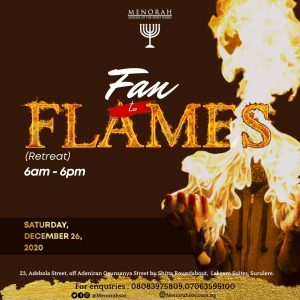 Read more about the article Fan To Flames