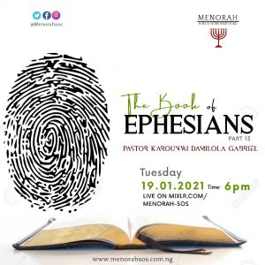 Read more about the article The Book Of Ephesians (Part Thirteen)