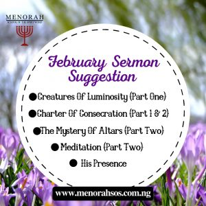 Read more about the article February Sermons