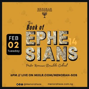 Read more about the article The Book of Ephesians Part 14