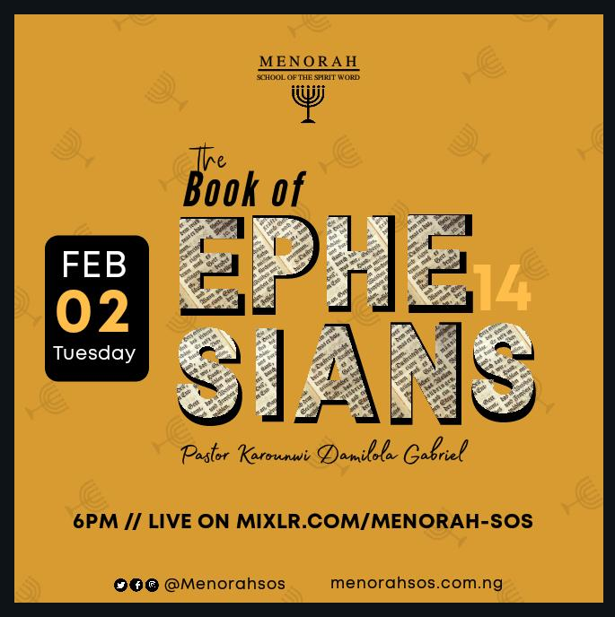You are currently viewing The Book of Ephesians Part 14
