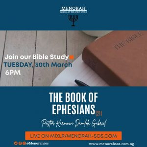 Read more about the article The Book Of Ephesians (21)