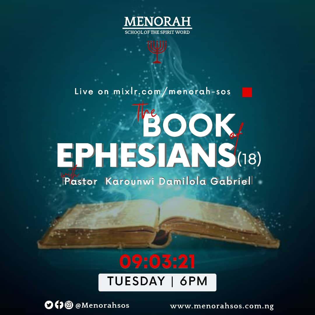 You are currently viewing The Book Of Ephesians (Part 18)