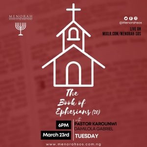Read more about the article The Book Of Ephesians (Part 20)