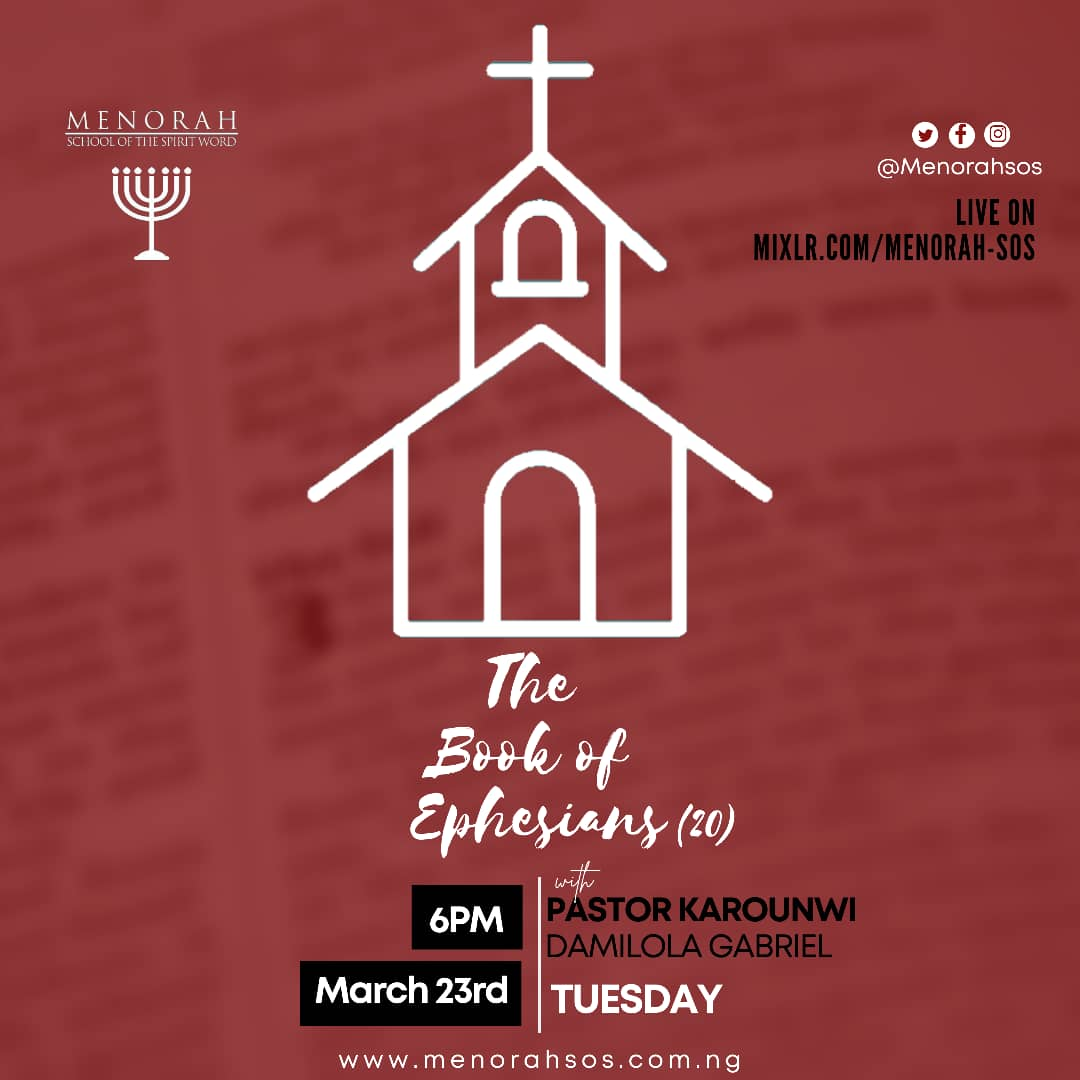 You are currently viewing The Book Of Ephesians (Part 20)