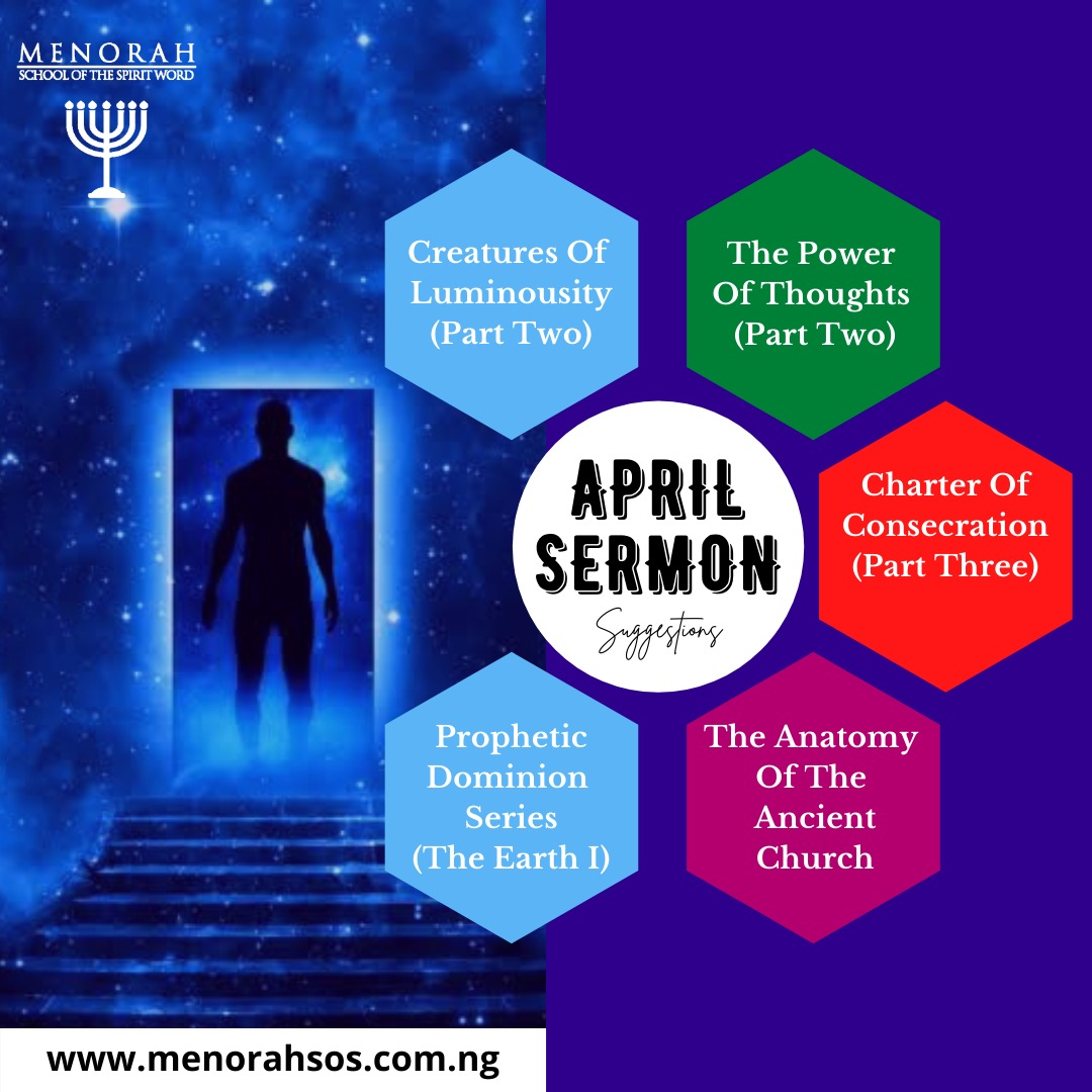 You are currently viewing April Sermon Suggestion
