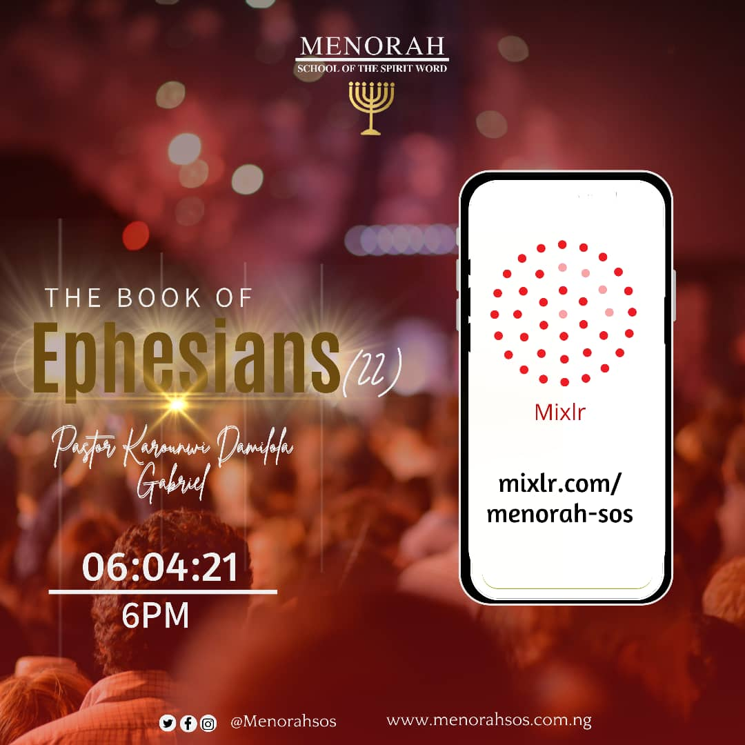 You are currently viewing The Book of Ephesians (Part 22)