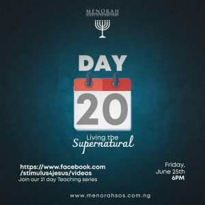 Read more about the article Living The Supernatural 14