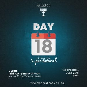 Read more about the article Living the Supernatural Part 12