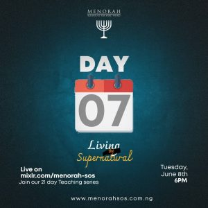Read more about the article Living the Supernatural Part 1