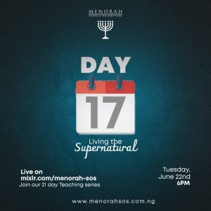 Read more about the article Living the Supernatural Part 11