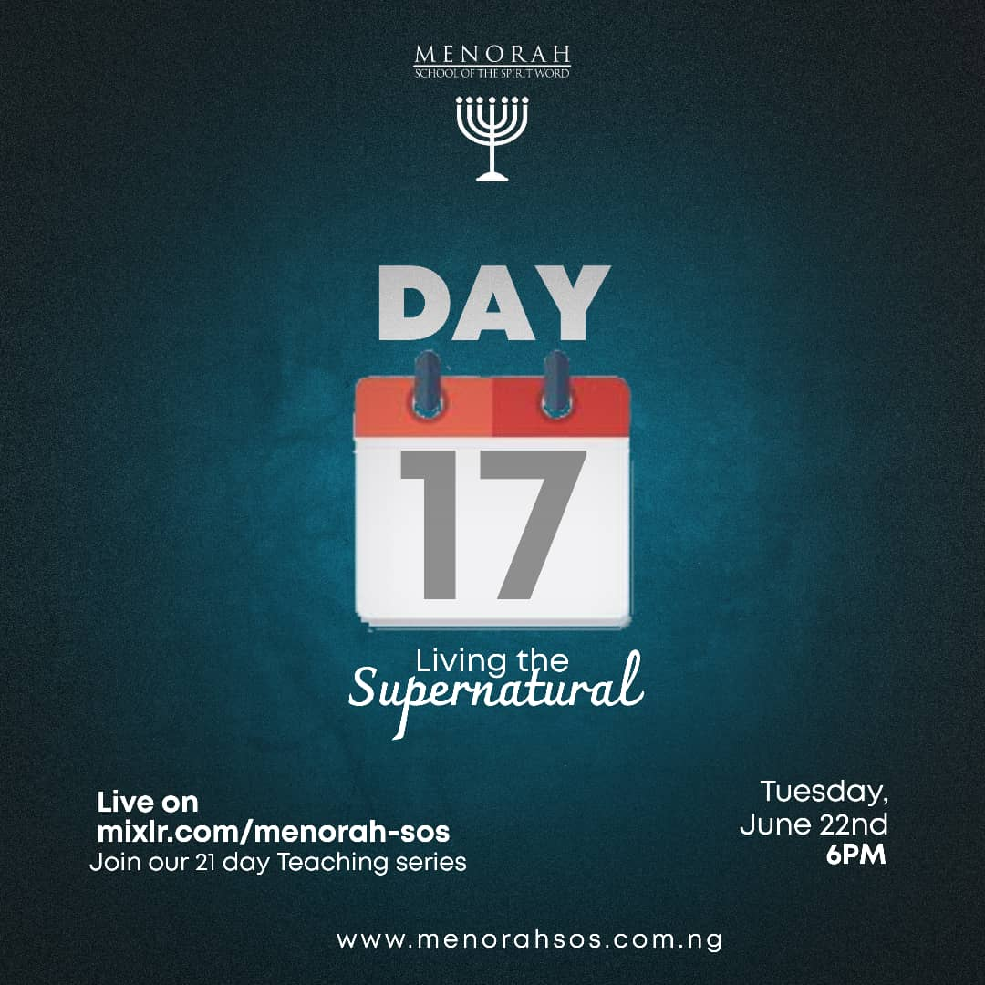 You are currently viewing Living the Supernatural Part 11