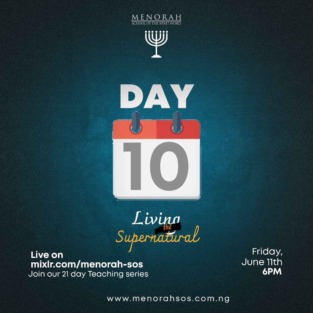 You are currently viewing Living the Supernatural Part 4 (Day 10)