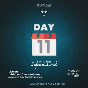 Read more about the article Living the Supernatural Part 5 (Prayer Culture)
