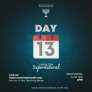 Read more about the article Living the Supernatural Part 7