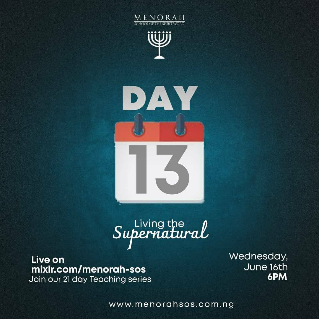You are currently viewing Living the Supernatural Part 7