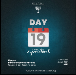 Read more about the article Living The Supernatural 13