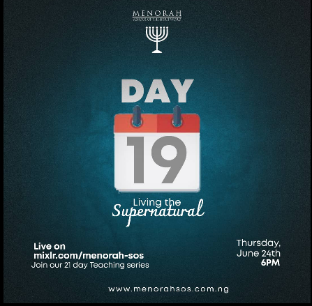 You are currently viewing Living The Supernatural 13