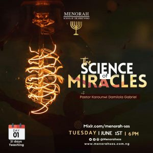 Read more about the article The Science of Miracles Part 1