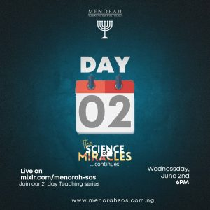 Read more about the article The Science of Miracles Part 2