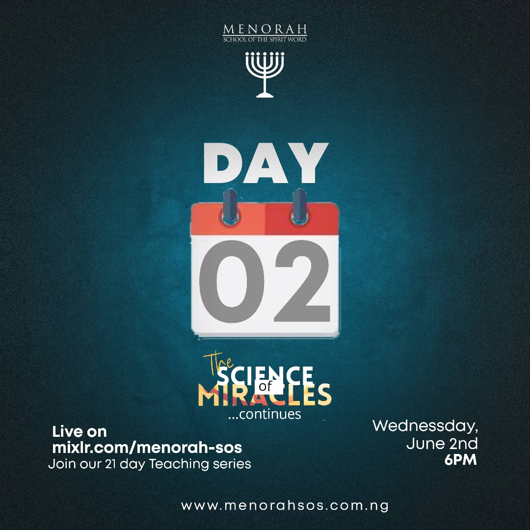 You are currently viewing The Science of Miracles Part 2