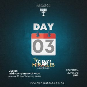 Read more about the article The Science of Miracles Part 3