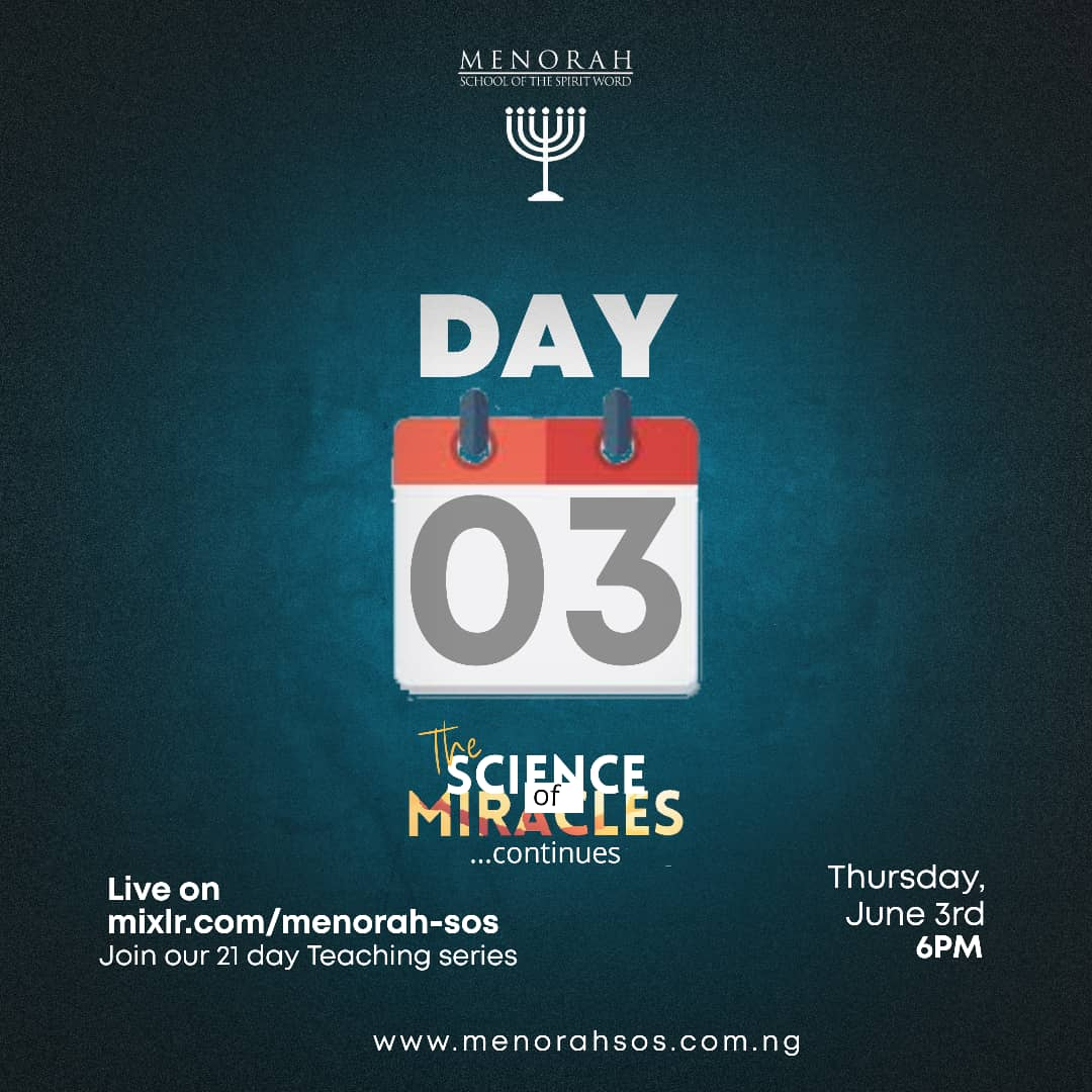 You are currently viewing The Science of Miracles Part 3