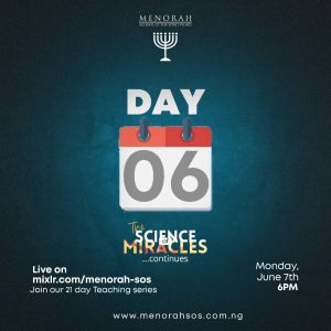 Read more about the article The Science of Miracles Part 6