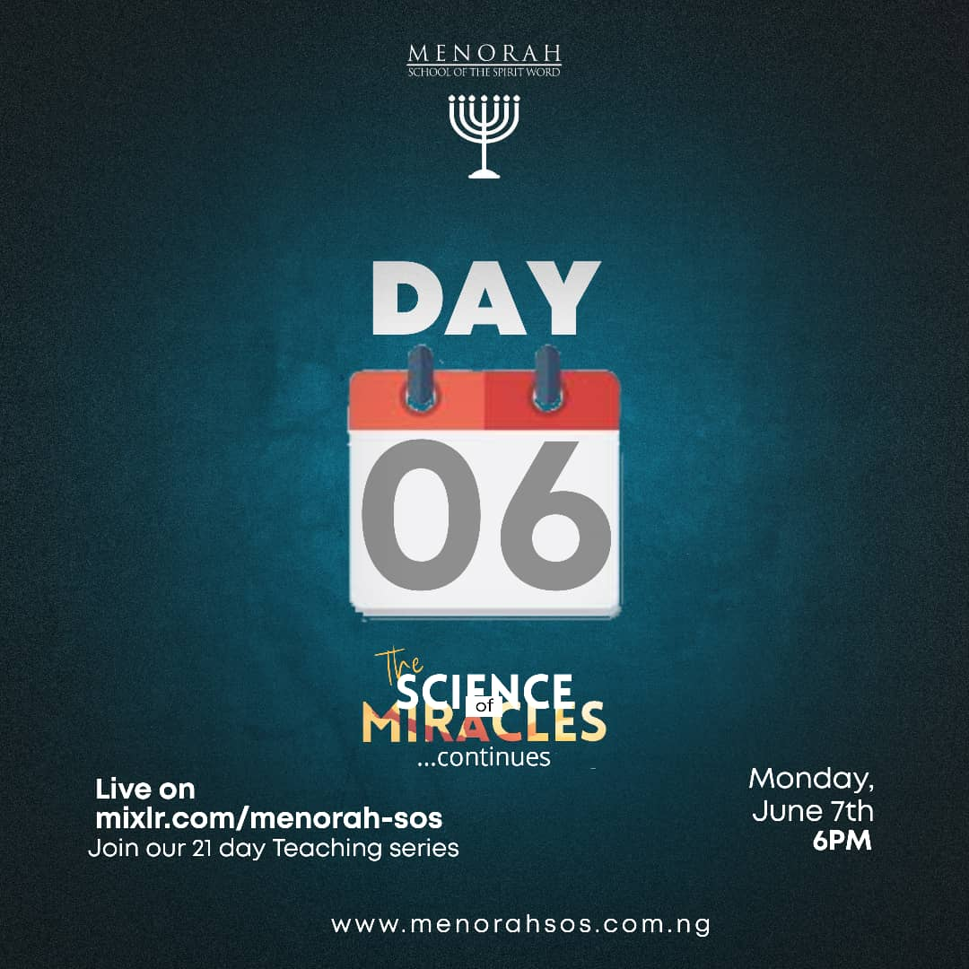 You are currently viewing The Science of Miracles Part 6