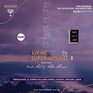Read more about the article Living the Supernatural Part 2